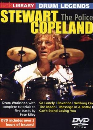 Rent Drum Legends: Steward Copeland Online DVD Rental