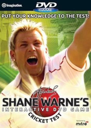 Shane Warne's Cricket Test Online DVD Rental