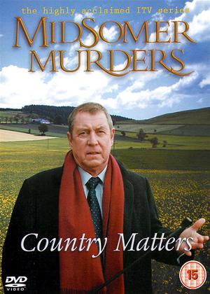 Midsomer Murders: Series 9: Country Matters Online DVD Rental