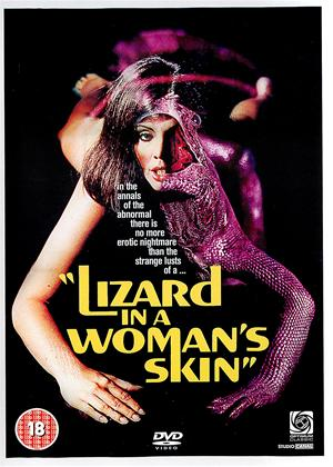 Rent A Lizard in a Woman's Skin (aka Una lucertola con la pelle di donna) Online DVD Rental