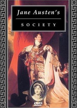 Rent Jane Austen's Society Online DVD Rental