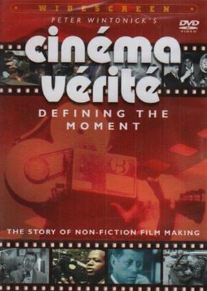 Cinema Verite: Defining the Moment Online DVD Rental