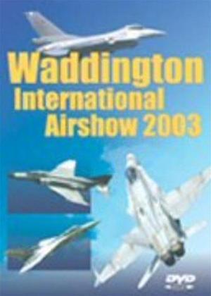 Waddington International Air Show 2003 Online DVD Rental
