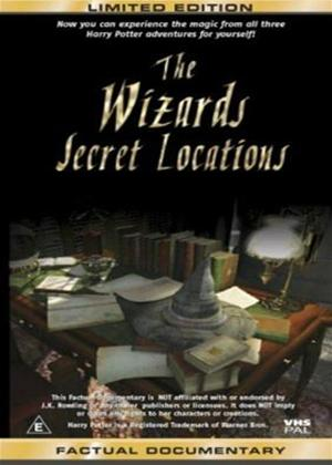 Rent The Wizard's Secret Locations Online DVD Rental