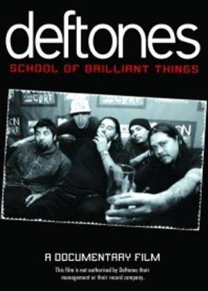 Rent Deftones: School of Brilliant Things Online DVD Rental