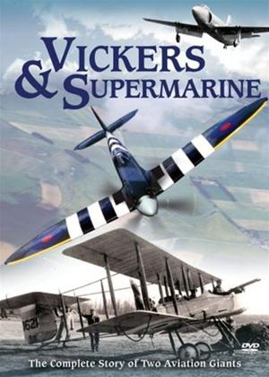 Rent Vickers and Supermarine Online DVD Rental
