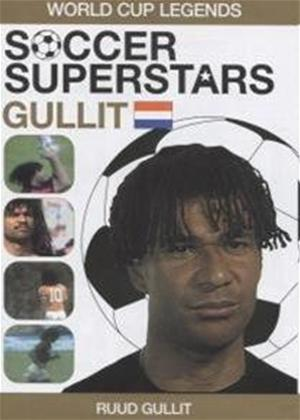 Rent Soccer Superstars: Ruud Gullit Online DVD Rental