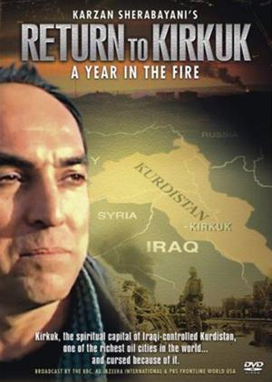 Rent Return to Kirkuk: A Year in the Fire Online DVD Rental