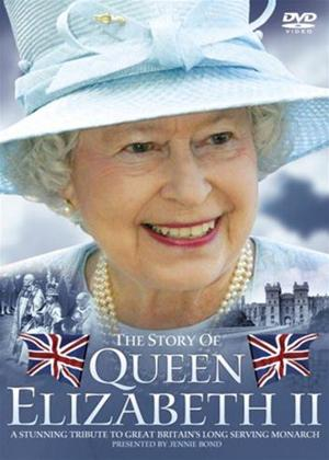 Rent The Story of Queen Elizabeth II Online DVD Rental
