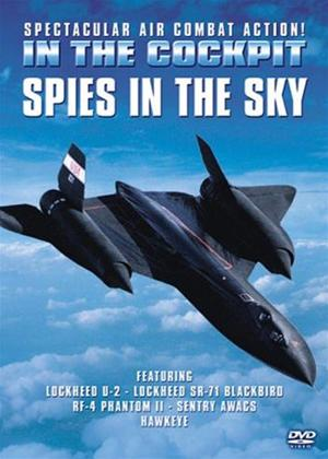Rent In the Cockpit: Spies in the Sky Online DVD Rental