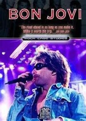 Rent Bon Jovi: Rock Case Studies Online DVD Rental