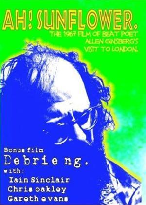 Rent Allen Ginsberg: Ah! Sunflower: Live at Roundhouse Online DVD Rental