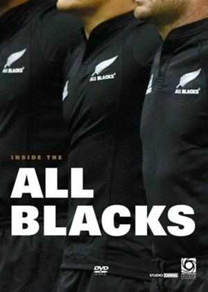 Rent Inside the All Blacks Online DVD Rental