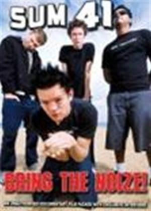 Sum 41: Bring the Noise Online DVD Rental