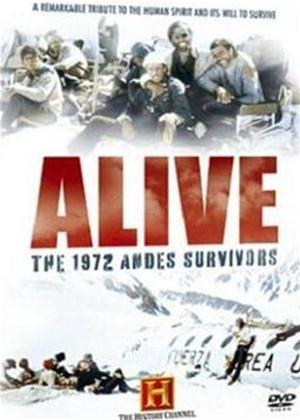 Rent Alive: The 1972 Andes Survivors Online DVD Rental