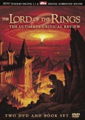Rent Lord of The Rings: The Ultimate Critical Review Online DVD Rental