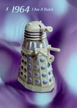 Rent Time Bytes 1964 DVD Card: I Am a Dalek Online DVD Rental