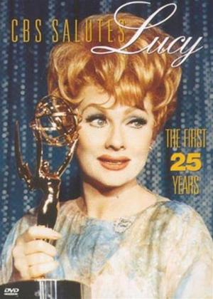 Rent CBS Salutes Lucy: The First 25 Years Online DVD Rental