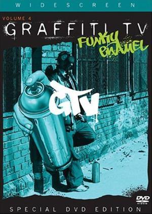 Graffiti TV: Vol.4: Funky Enamel Online DVD Rental