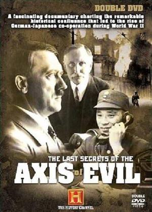 Rent Last Secrets of the Axis of Evil Online DVD Rental