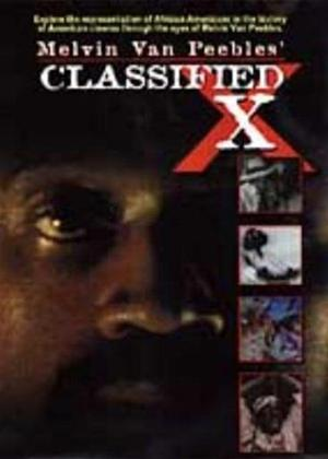 Melvin Van Peeble's Classified X Online DVD Rental