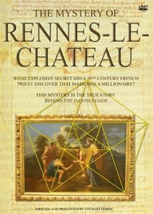 Rent The Mystery of Rennes-Le-Chateau Online DVD Rental