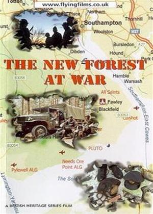 Rent The New Forest at War Online DVD Rental