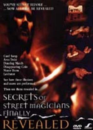 Rent Secrets of the Street Magician Online DVD Rental
