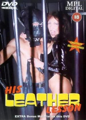 His Leather Lesson Online DVD Rental