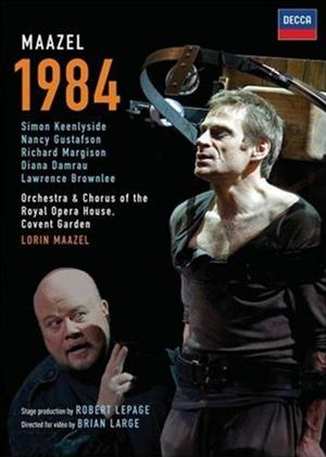 Rent Maazel: 1984 Online DVD Rental