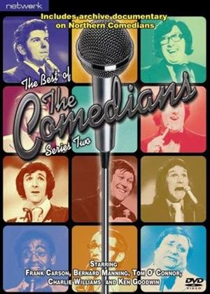 Rent The Comedians: The Very Best of Series 2 Online DVD Rental