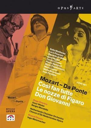 Mozart: Da Ponte Online DVD Rental