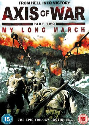 Rent Axis of War: My Long March Online DVD Rental