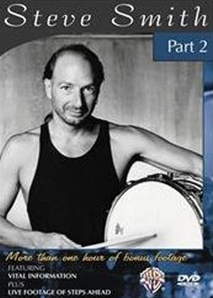 Rent Steve Smith: Drums: Part 2 Online DVD Rental