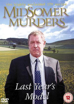 Rent Midsomer Murders: Series 9: Last Year's Model Online DVD Rental