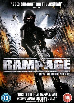 Rampage Online DVD Rental