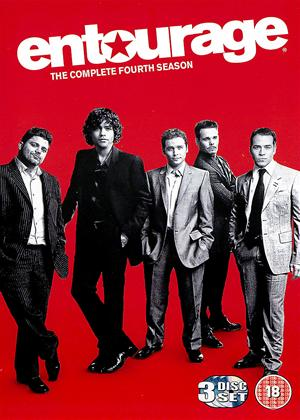Rent Entourage: Series 4 Online DVD Rental