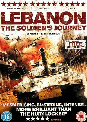 Rent Lebanon (aka Lebanon: The Soldier's Journey) Online DVD Rental