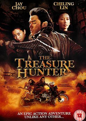 The Treasure Hunter Online DVD Rental