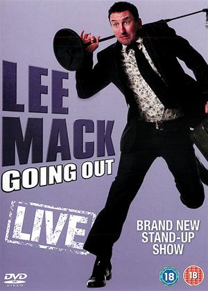 Lee Mack: Going Out Live Online DVD Rental