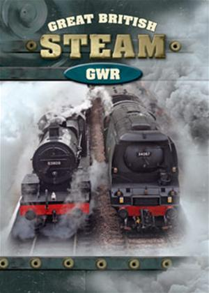 Great British Steam: GWR Online DVD Rental