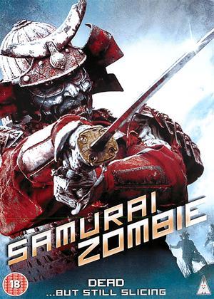 Samurai Zombie Online DVD Rental