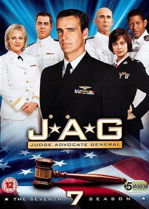 JAG: Series 7 Online DVD Rental