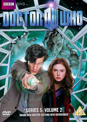 Rent Doctor Who: New Series 5: Vol.2 Online DVD Rental