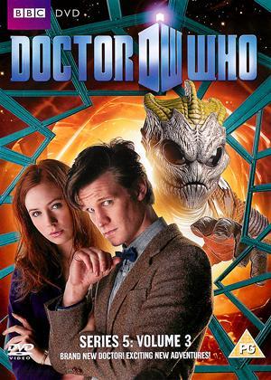 Rent Doctor Who: New Series 5: Vol.3 Online DVD Rental