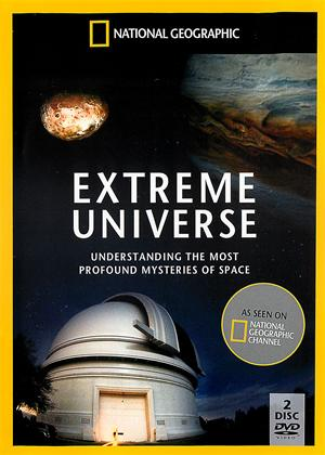 National Geographic: Extreme Universe Online DVD Rental