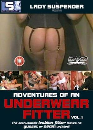 Rent Adventures of an Undewear Fitter: Vol.1 Online DVD Rental