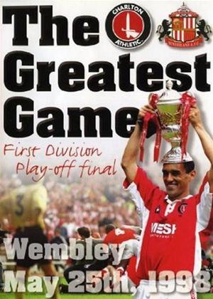 Charlton Athletic: The Greatest Game Online DVD Rental