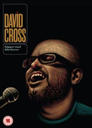 David Cross: Bigger and Blackerer Online DVD Rental