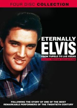 Rent Eternally Elvis: From Tupelo to Las Vegas Online DVD Rental